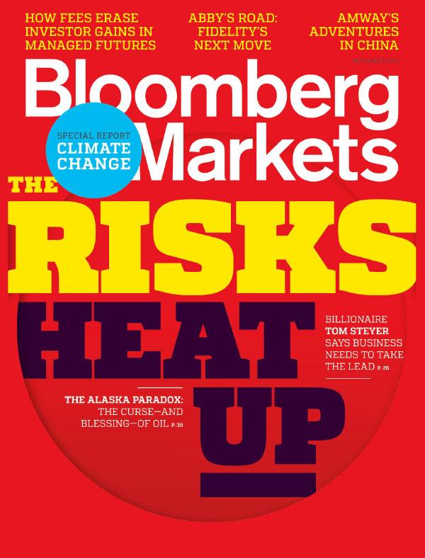 [美国版]Bloomberg Markets 彭博市场杂志 2013年11月刊