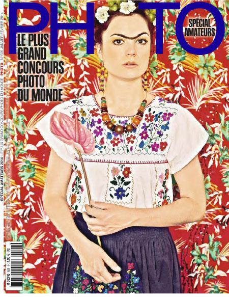 [法国版]Photo 摄影杂志 2014年1-2月刊