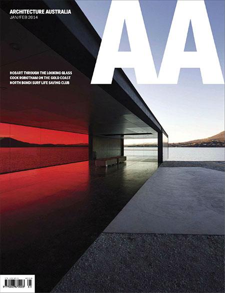 [澳大利亚版]Architecture Australia 精品建筑杂志 2014年1-2月刊