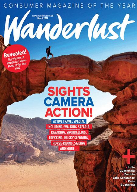 [英国版]Wanderlust 权威旅游杂志 2014年3月刊