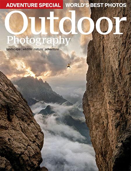 [美国版]Outdoor Photography 户外摄影杂志 2014年3月刊