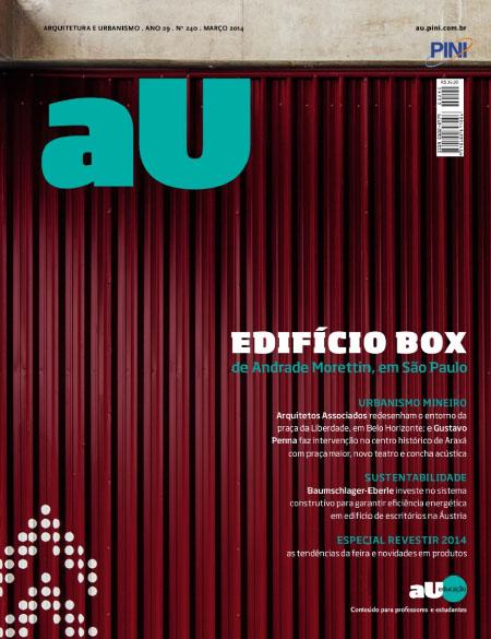 [巴西版]Arquitetura & Urbanismo 建筑设计及装饰杂志 2014年3月刊
