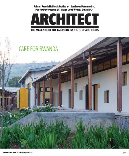 [美国版]Architect 建筑师杂志 2014年3月刊