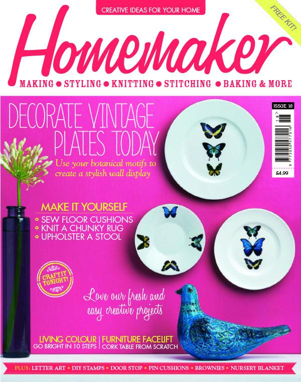 [英国版]Homemaker 手工杂志 2014年5月刊