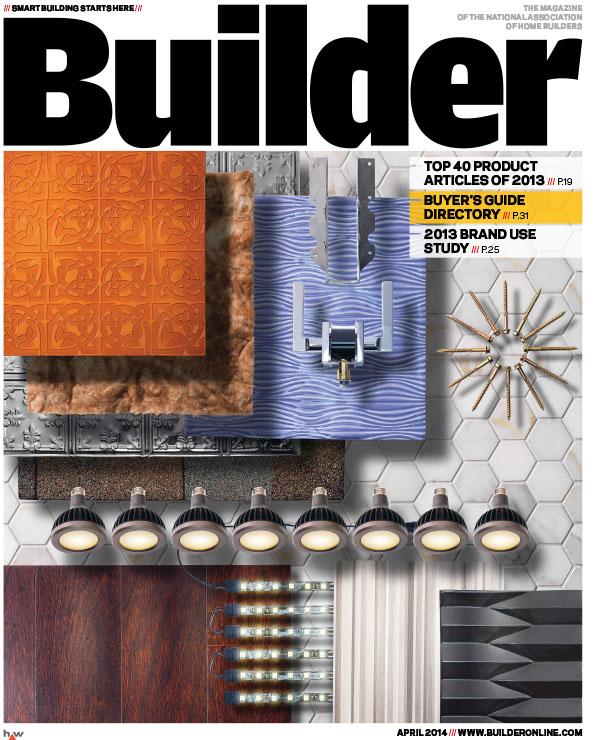 [美国版]Builder 建筑师杂志 2014年4月刊