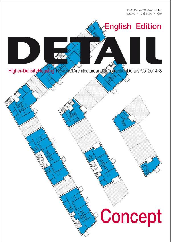 [英文版]Detail 建筑细部杂志 2014年5-6月刊