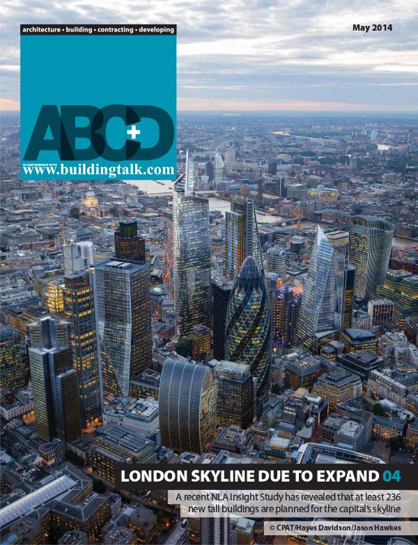 [英国版]Architect Builder Contractor & Developer 建筑杂志 2014年5月刊