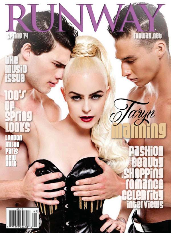 [美国版]Runway 时尚女装杂志 2014年春季刊