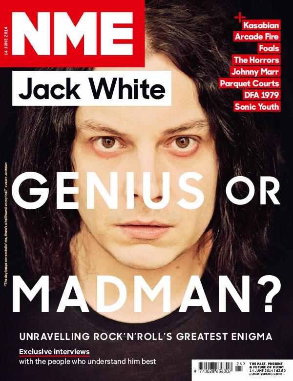 [英国版]NME 新音乐快递杂志 2014年6月刊N14